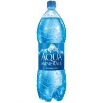Вода питьевая 'Aqua Minerale' (Аква Минерале) газированная 2л пл/б