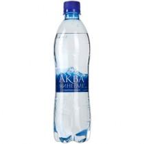 Вода питьевая 'Aqua Minerale' (Аква Минерале) газированная 0,6л пластиковая бутылка