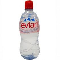 Вода минеральная 'Evian' (Эвиан) негазированная 0,75л пл.бутылка