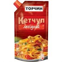 Кетчуп 'Торчин' нежный 300г дойпак