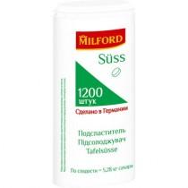 Заменитель сахара 'Milford' (Милфорд) 1200шт 72г Германия