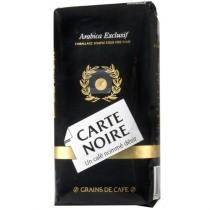 Кофе 'Carte Noire' (Карт Нуар) в зернах 250г пакет Франция