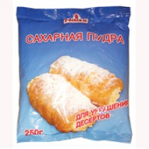 Сахарная пудра 'Haas' (Хаас) 250 гр Венгрия