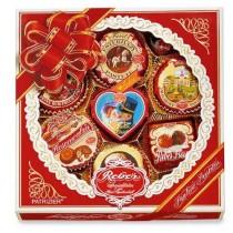 Конфеты шоколадные 'Mozart' (Моцарт) Patrizier 300г коробка Reber