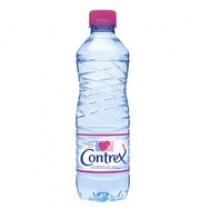 Вода минеральная 'Contrex' (Контрекс) негазированная 0,5л пластиковая бутылка