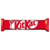 Батончик шоколадный 'Kit-Kat' (Кит-кат) с хрустящей вафлей 46г