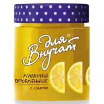 Варенье 'Для внучат' лимон дробленный с сахаром 245г ст/б