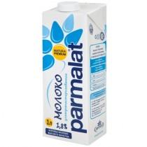 Молоко 'Parmalat' (Пармалат) 1,8% ультрапастеризованное 1,0л пакет
