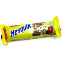 Батончик шоколадный 'Nesquik' (Несквик) 43г
