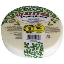 Сыр Сулугуни 'Стародубские сыры' 45% 1кг Россия