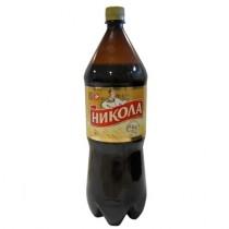 Квас 'Никола' традиционный 2,0л пл.бутылка