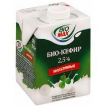 БиоКефир 'БиоМакс' эффективный 2,5% 0,5л