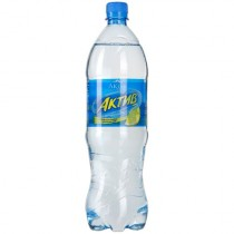 Вода питьевая 'Aqua Minerale' (Аква Минерале) Актив лимон негазированная 0,6л пластиковая бутылка