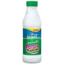 БиоПродукт 'Активиа' кефирная 1% 425г пл.бутылка Danone