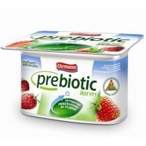 Йогурт 'Ehrmann' (Эрманн) Prebiotic клубника-земляника 2,7% 125г