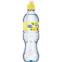 Вода питьевая 'Bon Aqua' (Бон Аква) Viva лимон негазированная 0,5л пл/бут