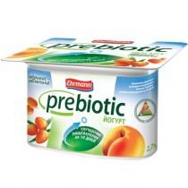Йогурт 'Ehrmann' (Эрманн) Prebiotic абрикос-облепиха 2,7% 125г