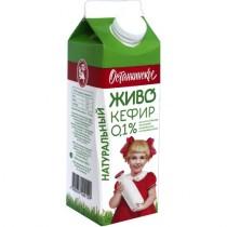 БиоКефир 'Останкинский' 0% 0,5л.