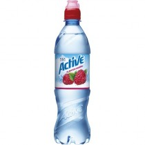 Вода питьевая 'Aqua Minerale' (Аква Минерале) Актив малина негазированная 0,6л пл.бутылка
