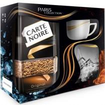 Кофе 'Carte Noire' (Карт Нуар) Промо набор натуральный растворимый 190г с кристаллами