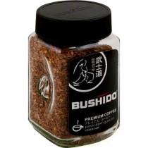 Кофе 'Bushido' (Бушидо) Орижинал Блэк растворимый сублимированный Кофе% арабика ст/б Кофег