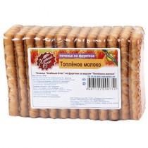 Печенье диабетическое 'Хлебный спас' на фруктозе топленое молоко 270г
