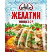 Желатин 'Трапеза' пищевой 25г Россия