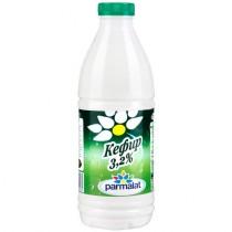 Кефир 'Parmalat' (Пармалат) 3,2% 1000г пл.бутылка