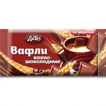 Вафли диабетические 'ДиYes' на фруктозе какао-шоколадные 90г