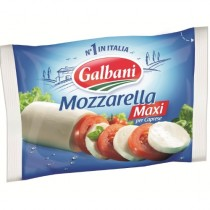 Сыр Моцарелла 'Galbani' (Гальбани) макси 45% 250г