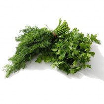 Зелень свежая Ассорти (петрушка, укроп) 30г подложка Зеленый Мир