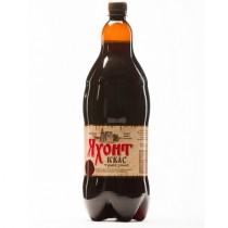 Квас 'Яхонт' трапезный 1,0л пл.бутылка