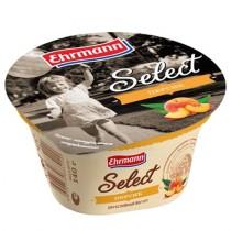 Йогурт 'Ehrmann' (Эрманн) Select персик 2,0% 140г