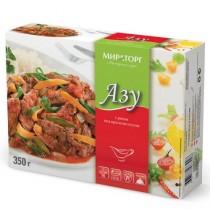 Азу с рисом под красным соусом 'Мираторг' 320г замороженное блюдо