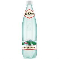 Вода минеральная 'Borjomi' (Боржоми) лечебно-столовая газированная 0,75л пл.бут