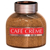 Кофе 'Cafe Creme' (Кафе Крем) растворимый Кофег ст.банка