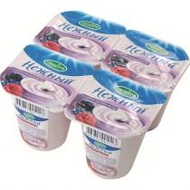 Йогурт 'Campina' (Кампина) Нежный с соком лесных ягод 1,2% 100г 1шт