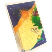 Сыр с пряными травами 'ДомоФуд' 45% 200г нарезка