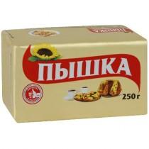 Маргарин для выпечки 'Пышка' 75% 250г фольга