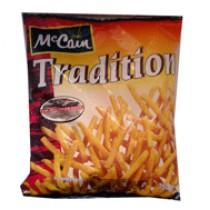 Картофель-фри 'McCain' (Мак Каин) 9мм традиционный 750г замороженный