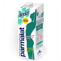 Молоко 'Parmalat' (Пармалат) Диеталат витаминизированное 0,5% 1,0л стерилизованное пакет