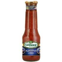 Кетчуп 'Балтимор' адмирал 530г ст.бутылка